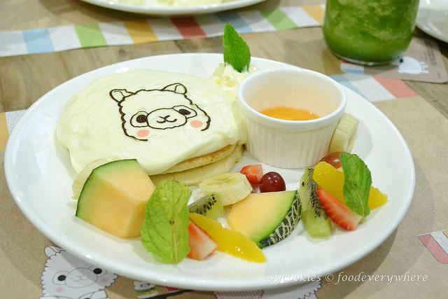 6.Alpacasso Café @ Aeon Mid Valley Megamall