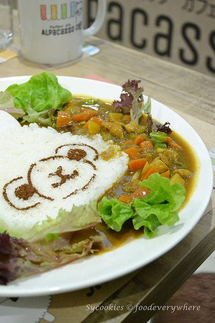 9.Alpacasso Café @ Aeon Mid Valley Megamall