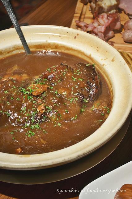 9.Celebrating Porky Lunar @ Mezze Bistro Restaurant (Medan Damansara)