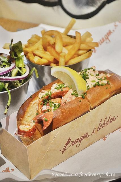 Burgers & Lobster in Malaysia