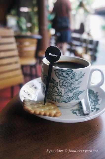 Calanthe Art Café – 13 States Coffee, Melaka (Jonker Street)