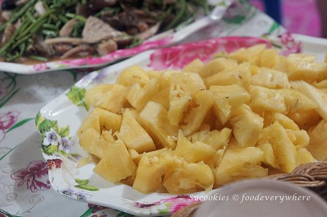 13.Iban delicacies at the Bawang Assan Longhouse Village