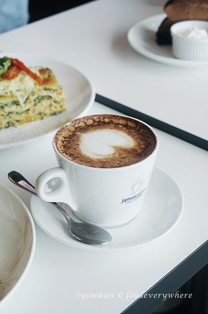 6.Jamaica Blue Café at Melawati Mall