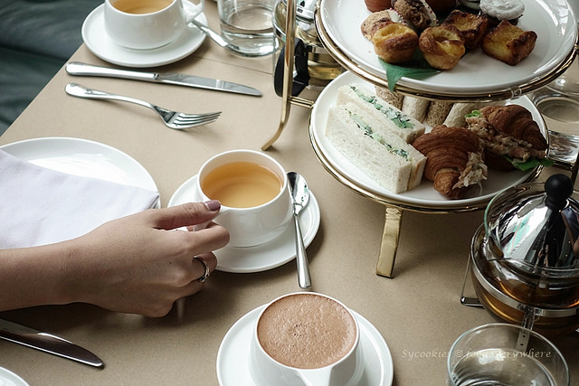 6.Afternoon Tea @ Fritz Brasserie (Ground Floor, Wolo Hotel)
