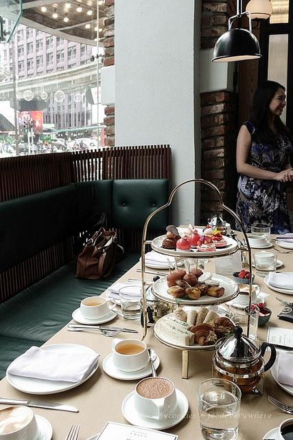 3.Afternoon Tea @ Fritz Brasserie (Ground Floor, Wolo Hotel)