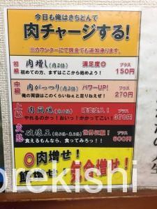 吉祥寺どんぶり醤油しょうが丼破壊王4