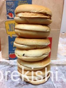 マクドナルド巨大ハンバーガー2