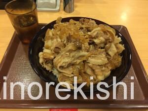 豚丼キング(キング豚丼)すき家裏メニュー11