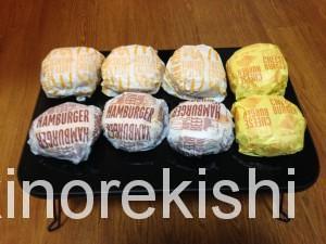 マクドナルド巨大ハンバーガー5