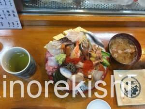 武蔵野市国立幸寿司(こうずし)びっくり丼大盛り13