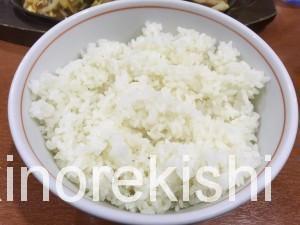 人形町東京チカラめし焼肉定食ご飯おかわり自由10