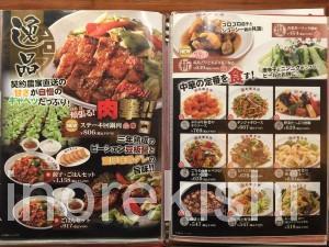 大阪王将トンテキわさび炒飯餃子天津飯大盛り20