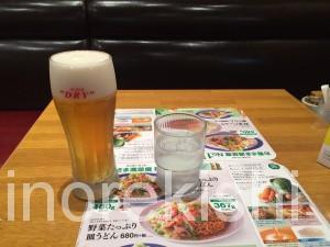 長崎ちゃんぽんリンガーハット亀戸駅前店2倍生ビールチャーハン17