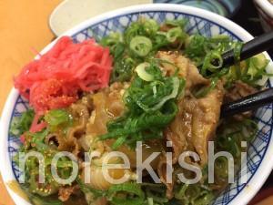 吉野家牛丼特盛ロース豚丼大盛り牛ねぎ玉丼14