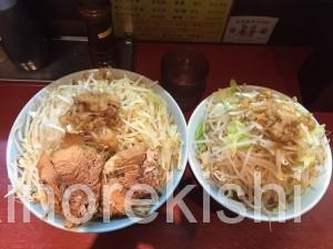 神田デカ盛り立川マシマシ大ラーメン野菜マシ6