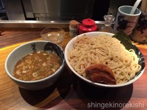 吉祥寺デカ盛りメガ盛り麺屋武蔵虎洞こどうラーメン角煮つけ麺特盛1kg