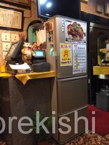 雁川がんせん秋葉原中華料理デカ盛り豚肉生姜焼きチャーハントリプル盛つけ麺どっかん盛6