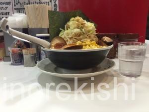 錦糸町深夜ラーメンニンニク味噌ラーメンまんぷく商店満腹豪華盛り麺大盛り2