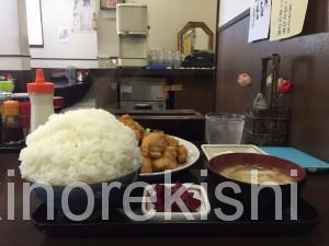 仙台市青葉区デカ盛り久美食堂チャーハン唐揚げ定食大盛りメガ盛りランチ