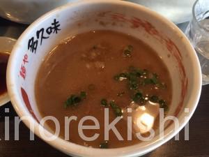 船堀デカ盛りラーメン多久味たくみにぼしのつけ麺大盛り無料麺増量1kgランチ都営新宿線23