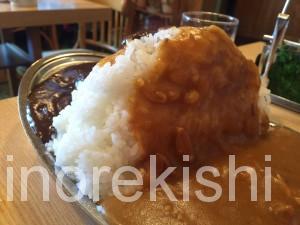 幡ヶ谷デカ盛りメガ盛りスパイスエッグ入りミックスカレー大盛りポークビーフチキン甘口中辛辛口美味しい11