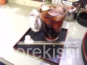 勝どきデカ盛りくすの樹くすのきチャレンジナポリタンアイスコーヒー東京都中央区制限時間喫茶店8