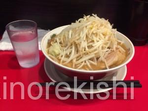 神保町デカ盛りメガ盛り用心棒ラーメン大盛り野菜マシマシ二郎インスパイア系5
