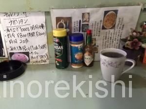 勝どきデカ盛りくすの樹くすのきチャレンジナポリタンアイスコーヒー東京都中央区制限時間喫茶店16