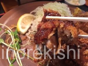 人形町デカ盛り三友爆弾カキフライ定食ランチ巨大ご飯大盛り牡蠣フライ行列10