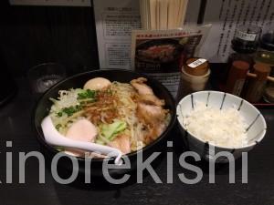 初台デカ盛り麺屋武一ガッツリ鶏まぜそば特盛ラーメン居酒屋京王線有名6