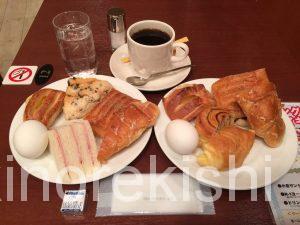 愛知県名古屋市激安朝食シャポーブランサンロード店モーニングバイキングパン食べ放題安いコーヒーデカ盛りメガ盛りデラ盛りでら盛り人気有名13