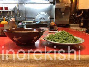 明大前デカ盛りつけ麺大王ラーメン翡翠ロースつけ麺大盛り深夜営業時間9