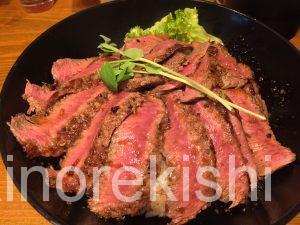 蒲田人気グルメthe肉丼の店ローストビーフ丼ステーキ丼メガ盛り大盛り人気有名美味しいランチ2