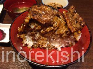 神田デカ盛りランチ魚串さくらさく炭火豚丼ご飯特盛肉増し居酒屋3
