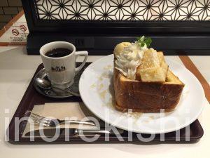 浅草橋メガ盛りカフェミヤビMIYABIハニートーストハニトーデニッシュ食パンコーヒー人気オシャレパン店舗14