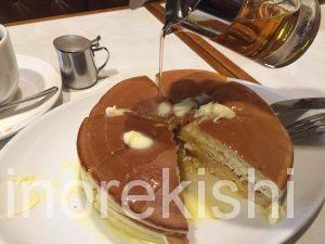 上野メガ盛りパンケーキ珈琲家珈琲屋特製ホットケーキダブルデカ盛りブレンドコーヒー東上野茅場町11