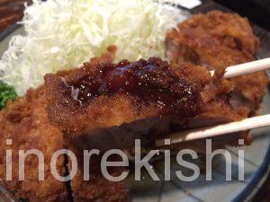 新線新宿デカ盛り豚珍館とんちんかん巨大とんかつ定食大盛りご飯おかわり自由有名人気美味しい豚汁20