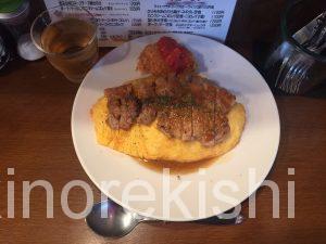 神田オムライス美味卵家うまたまやオムハヤシ大盛りポークソテー有名人気テレビ雑誌24