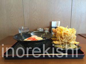 天ぷら食べ放題ランチはなび東神田店馬喰町激安うどん替え玉無料東京安いコスパ最強居酒屋ワンコイン14