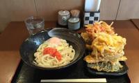 天ぷら食べ放題ランチはなび東神田店馬喰町激安うどん替え玉無料東京安いコスパ最強居酒屋ワンコイン35
