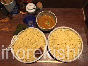 神田デカ盛り麺屋武蔵神山かんざん濃厚つけ麺特盛1kg茹でる前茹で上がり同料金無料