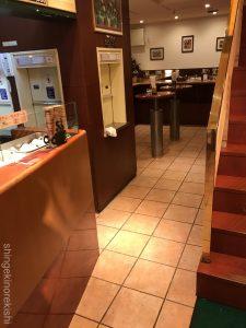 日本橋朝食ミカド珈琲モーニングセットホットドッグアメリカンコーヒー有名人気長野県軽井沢東京モカソフト三越前カフェ喫茶店