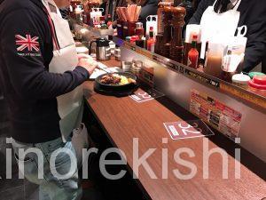 いきなりステーキ亀戸駅前店チェーンワイルドハンバーグ300gディナーランチ店舗オープントッピング付け合わせライスおかわり大盛り無料サービス肉マイレージカードゴールドプラチナダイヤモンドビール