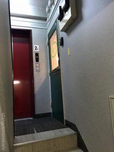 神田駅西口ルードメール大盛りランチドライカレーオムレツのせ人気男性女性デート絶品フランス料理洋食メンチカツ44
