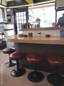 錦糸町カフェ喫茶店トミィパンケーキホットケーキコーン入りチーズバーグアイスコーヒー朝食メニューおやつデカ盛り進撃の歴史22