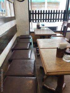 錦糸町カフェ喫茶店トミィパンケーキホットケーキコーン入りチーズバーグアイスコーヒー朝食メニューおやつデカ盛り進撃の歴史33