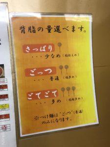 超ごってり麺ごっつ秋葉原店アキバみそチーズラーメン限定大盛り名物背脂デカ盛り進撃の歴史41