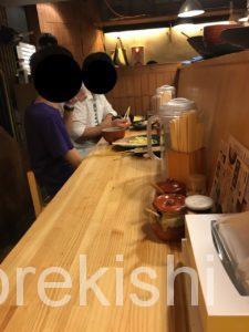 つけ麺屋やすべえ秋葉原店特盛特製トッピング大盛り深夜メニューデカ盛り進撃の歴史13