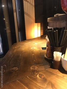 神田とりそばなな蓮鶏そば塩ラーメン大盛り特製トッピングデカ盛り進撃の歴史18