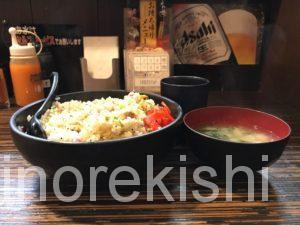 深夜チャーハン上野伝説のすた丼屋御徒町店大盛りデカ盛り進撃の歴史13